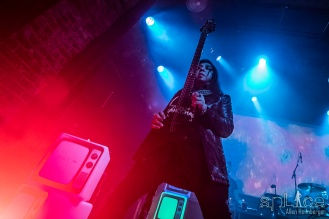 Ministry at Bogarts in Cininnati, OH. April 10th, 2018.